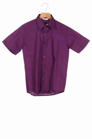 Παιδικό πουκάμισο Trutex, Μέγεθος 11-12y/ 152-158 εκ., Χρώμα Βιολετί, 65% πολυεστέρας, 35% βαμβάκι, Τιμή 4,69€