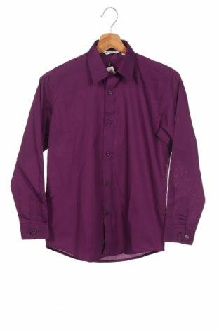 Παιδικό πουκάμισο Trutex, Μέγεθος 12-13y/ 158-164 εκ., Χρώμα Βιολετί, 65% πολυεστέρας, 35% βαμβάκι, Τιμή 5,38€