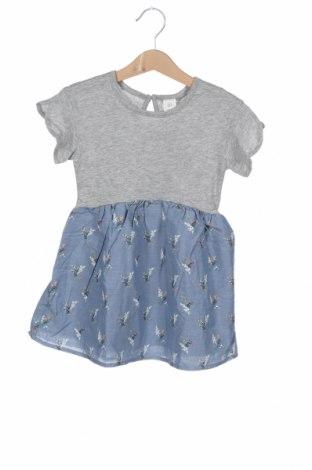 Παιδικό φόρεμα Gap Baby, Μέγεθος 2-3y/ 98-104 εκ., Χρώμα Γκρί, Βαμβάκι, Τιμή 23,72€