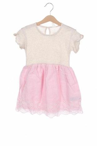 Παιδικό φόρεμα Gap Baby, Μέγεθος 3-4y/ 104-110 εκ., Χρώμα Εκρού, Βαμβάκι, Τιμή 23,72€