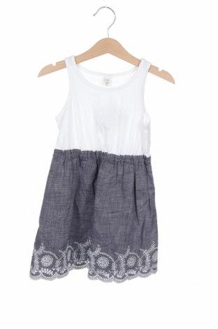 Παιδικό φόρεμα Gap Baby, Μέγεθος 2-3y/ 98-104 εκ., Χρώμα Λευκό, Βαμβάκι, Τιμή 23,72€