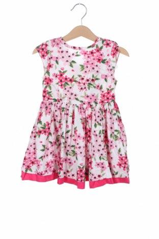 Παιδικό φόρεμα Lemon Beret, Μέγεθος 18-24m/ 86-98 εκ., Χρώμα Πολύχρωμο, Βαμβάκι, Τιμή 10,58€