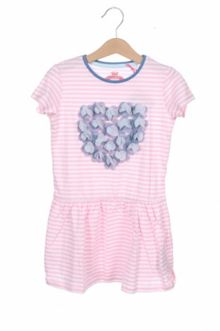 Παιδικό φόρεμα Lemon Beret, Μέγεθος 3-4y/ 104-110 εκ., Χρώμα Ρόζ , Βαμβάκι, Τιμή 9,19€