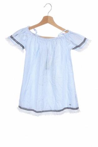 Παιδικό φόρεμα Tiffosi, Μέγεθος 7-8y/ 128-134 εκ., Χρώμα Μπλέ, Βαμβάκι, Τιμή 19,70€