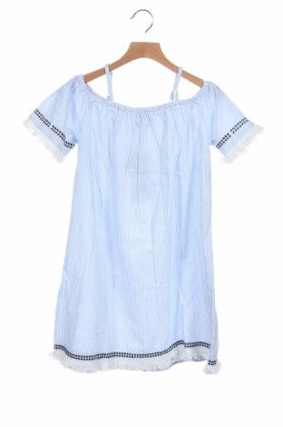 Παιδικό φόρεμα Tiffosi, Μέγεθος 10-11y/ 146-152 εκ., Χρώμα Μπλέ, Βαμβάκι, Τιμή 17,69€