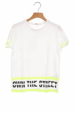 Παιδικό μπλουζάκι Esprit, Μέγεθος 7-8y/ 128-134 εκ., Χρώμα Λευκό, 100% βαμβάκι, Τιμή 10,21€