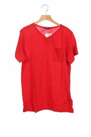 Παιδικό μπλουζάκι Sisley, Μέγεθος 14-15y/ 168-170 εκ., Χρώμα Κόκκινο, Βαμβάκι, Τιμή 6,27€
