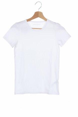 Παιδικό μπλουζάκι United Colors Of Benetton, Μέγεθος 11-12y/ 152-158 εκ., Χρώμα Λευκό, 95% βαμβάκι, 5% ελαστάνη, Τιμή 6,96€