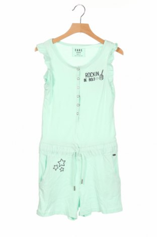 Παιδική σαλοπέτα Cars Jeans, Μέγεθος 9-10y/ 140-146 εκ., Χρώμα Πράσινο, 95% βαμβάκι, 5% ελαστάνη, Τιμή 15,41€