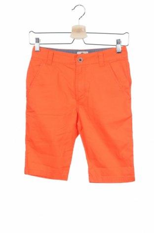 Παιδικό κοντό παντελόνι Timberland, Μέγεθος 10-11y/ 146-152 εκ., Χρώμα Πορτοκαλί, Βαμβάκι, Τιμή 22,81€