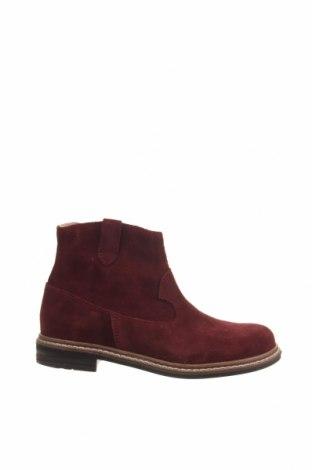 Παιδικά παπούτσια, Μέγεθος 31, Χρώμα Κόκκινο, Φυσικό σουέτ, Τιμή 33,48€