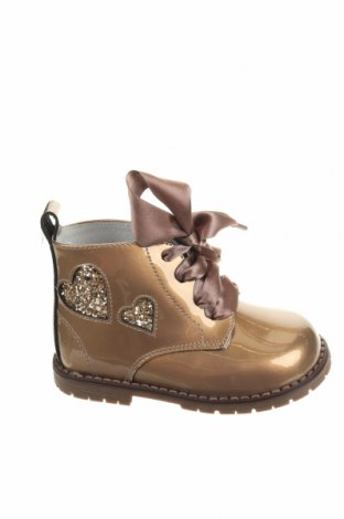 Παιδικά παπούτσια, Μέγεθος 22, Χρώμα Καφέ, Γνήσιο δέρμα, Τιμή 25,23€