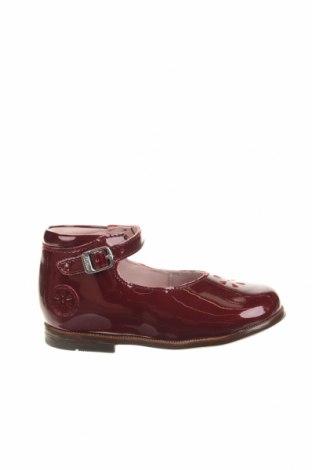 Παιδικά παπούτσια Aster, Μέγεθος 22, Χρώμα Κόκκινο, Γνήσιο δέρμα, Τιμή 19,56€