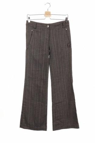 Παιδικό παντελόνι Miss Creeks, Μέγεθος 14-15y/ 168-170 εκ., Χρώμα Γκρί, Βαμβάκι, Τιμή 4,77€