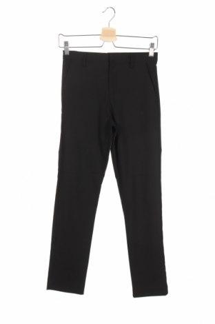 Παιδικό παντελόνι Next, Μέγεθος 11-12y/ 152-158 εκ., Χρώμα Μαύρο, 63% πολυεστέρας, 34% βισκόζη, 3% ελαστάνη, Τιμή 6,06€