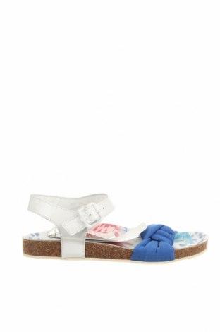 Детски сандали Armani Junior, Размер 34, Цвят Син, Естествена кожа, текстил, Цена 104,25лв.