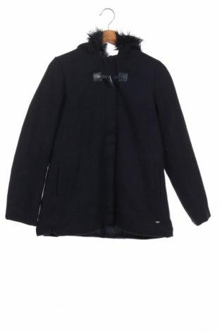 Παιδικό παλτό Tiffosi, Μέγεθος 13-14y/ 164-168 εκ., Χρώμα Μπλέ, 80% πολυεστέρας, 20% μαλλί, Τιμή 31,75€