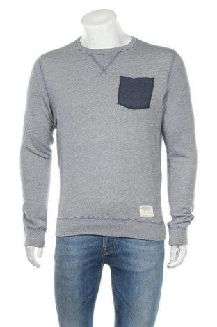 Ανδρική μπλούζα Abercrombie & Fitch, Μέγεθος S, Χρώμα Μπλέ, 60% βαμβάκι, 40% πολυεστέρας, Τιμή 18,51€