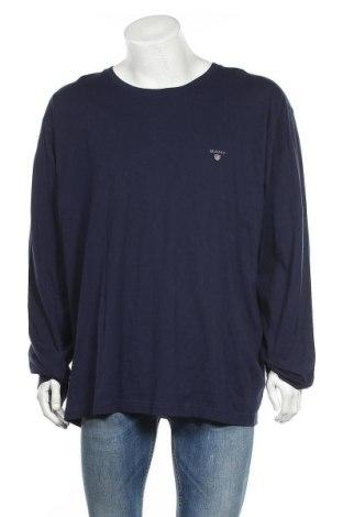Ανδρική μπλούζα Gant, Μέγεθος 4XL, Χρώμα Μπλέ, Βαμβάκι, Τιμή 34,02€