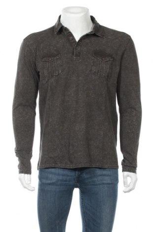 Ανδρική μπλούζα Lee Cooper, Μέγεθος M, Χρώμα Γκρί, Βαμβάκι, Τιμή 17,78€