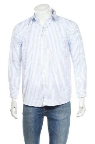 Ανδρικό πουκάμισο Trutex, Μέγεθος S, Χρώμα Λευκό, 65% πολυεστέρας, 35% βαμβάκι, Τιμή 6,77€