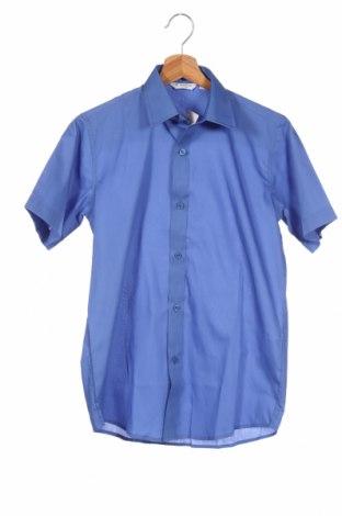 Ανδρικό πουκάμισο Trutex, Μέγεθος XS, Χρώμα Μπλέ, 65% πολυεστέρας, 35% βαμβάκι, Τιμή 4,99€