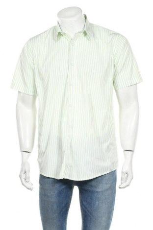 Ανδρικό πουκάμισο Trutex, Μέγεθος M, Χρώμα Λευκό, 65% πολυεστέρας, 35% βαμβάκι, Τιμή 7,24€