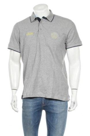 Мъжка тениска Best Mountain, Размер L, Цвят Сив, 85% памук, 15% вискоза, Цена 16,77лв.