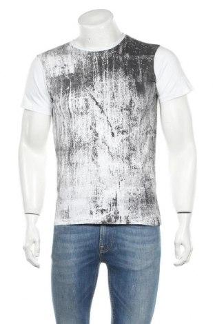 Мъжка тениска Best Mountain, Размер S, Цвят Бял, 100% памук, Цена 16,77лв.