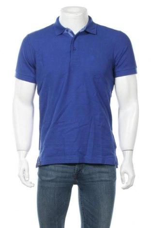 Мъжка тениска Best Mountain, Размер M, Цвят Син, Памук, Цена 24,82лв.