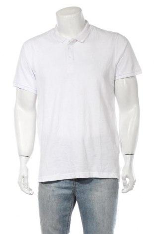 Ανδρικό t-shirt Brave Soul, Μέγεθος XL, Χρώμα Λευκό, 60% βαμβάκι, 40% πολυεστέρας, Τιμή 7,09€