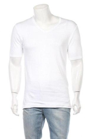 Tricou de bărbați Cotonella, Mărime M, Culoare Alb, Bumbac, Preț 51,52 Lei