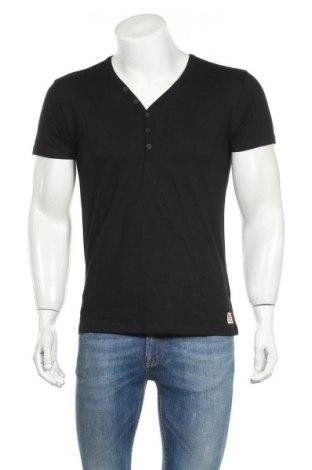 Ανδρικό t-shirt Japan Rags by Le Temps des Cerises, Μέγεθος L, Χρώμα Μαύρο, Βαμβάκι, Τιμή 25,59€
