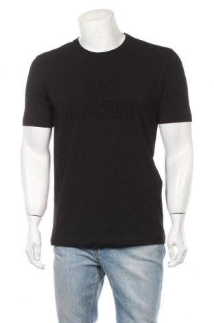 Ανδρικό t-shirt Love Moschino, Μέγεθος XL, Χρώμα Μαύρο, 94% βαμβάκι, 6% ελαστάνη, Τιμή 73,07€
