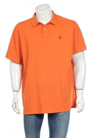 Мъжка тениска Polo By Ralph Lauren, Размер XXL, Цвят Оранжев, Цена 67,15лв.