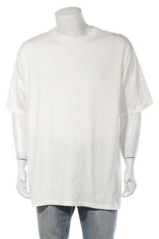 Ανδρικό t-shirt Weekday, Μέγεθος M, Χρώμα Λευκό, Βαμβάκι, Τιμή 7,75€
