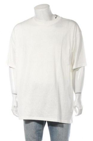 Pánské tričko  Weekday, Velikost M, Barva Bílá, Bavlna, Cena  244,00Kč