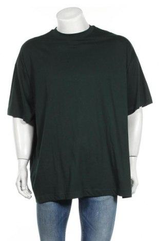 Ανδρικό t-shirt Weekday, Μέγεθος S, Χρώμα Πράσινο, Βαμβάκι, Τιμή 6,20€