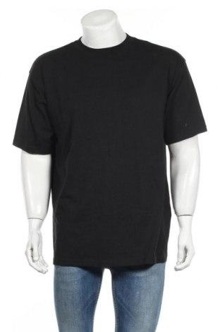 Ανδρικό t-shirt Weekday, Μέγεθος XS, Χρώμα Μαύρο, Βαμβάκι, Τιμή 6,93€