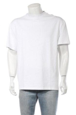 Ανδρικό t-shirt Weekday, Μέγεθος S, Χρώμα Λευκό, Βαμβάκι, Τιμή 7,22€