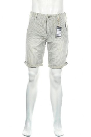 Ανδρικό κοντό παντελόνι Alcott, Μέγεθος M, Χρώμα Μπλέ, Βαμβάκι, Τιμή 16,49€