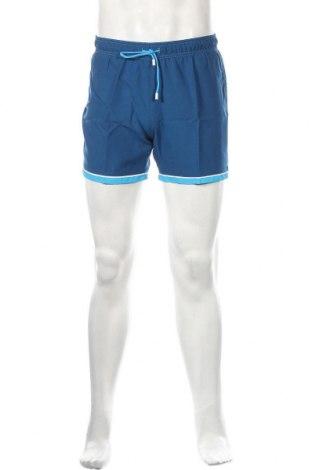 Мъжки къс панталон Lovable, Размер S, Цвят Син, Полиестер, Цена 17,55лв.