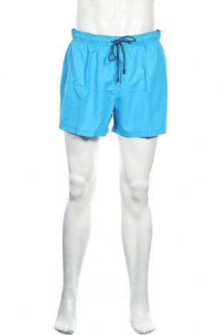 Мъжки къс панталон Lovable, Размер S, Цвят Син, Полиестер, Цена 20,70лв.