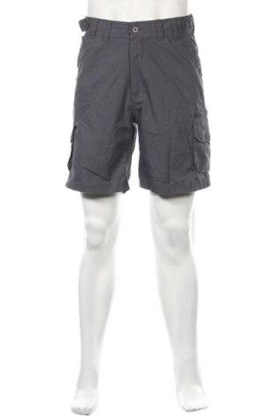 Ανδρικό κοντό παντελόνι Trespass, Μέγεθος L, Χρώμα Γκρί, 65% πολυεστέρας, 35% βαμβάκι, Τιμή 18,56€