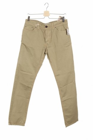 Ανδρικό παντελόνι Alcott, Μέγεθος M, Χρώμα  Μπέζ, Βαμβάκι, Τιμή 7,99€