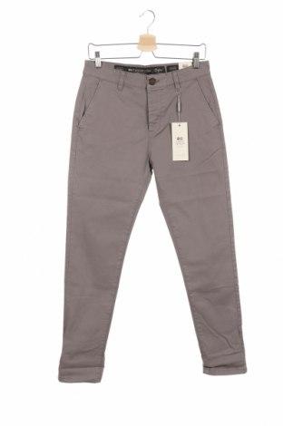 Ανδρικό παντελόνι Crosshatch, Μέγεθος S, Χρώμα Γκρί, 98% βαμβάκι, 2% ελαστάνη, Τιμή 14,38€