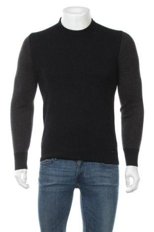 Ανδρικό πουλόβερ Rag & Bone, Μέγεθος XS, Χρώμα Μαύρο, 98% μερινό, 2% ελαστάνη, Τιμή 57,06€