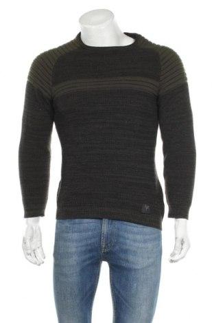 Pánský svetr  Re Rock, Velikost S, Barva Zelená, 50% bavlna, 50%acryl, Cena  290,00Kč