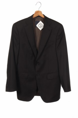 Ανδρικό σακάκι Barutti, Μέγεθος M, Χρώμα Μαύρο, 100% μαλλί, Τιμή 17,14€