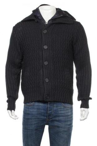 Ανδρικό μπουφάν Alcott, Μέγεθος M, Χρώμα Μπλέ, Ακρυλικό, Τιμή 13,44€